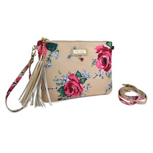 Picture of Gigi Hill Ashley Antique Floral 3 in 1 Clutch